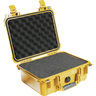 1400 Series Protector Case with Foam, Yellow