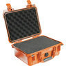 1400 Series Protector Case with Foam, Orange