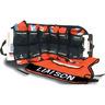 ICS Kit with 12 Heavy Duty Nylon Vests, 16in x 16in x 8in