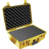 1500 Series Medium Protector Case™ with Foam, Yellow