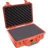1500 Series Medium Protector Case™ with Foam, Orange