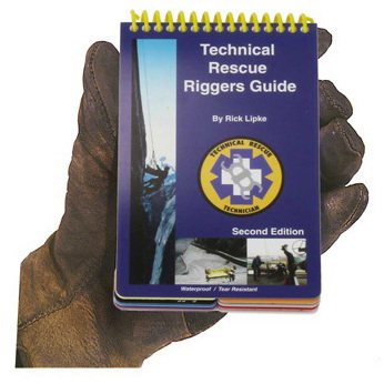 *Discontinued* Technical Rescue Riggers Guide, Revised Edition