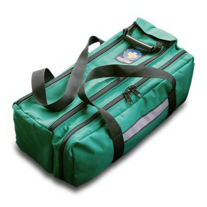 Basic O-2 Bags, 10.5in L x 8in W x 22in H, Green