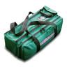 Basic O-2 Bags, 10.5in L x 8in W x 22in H, Green