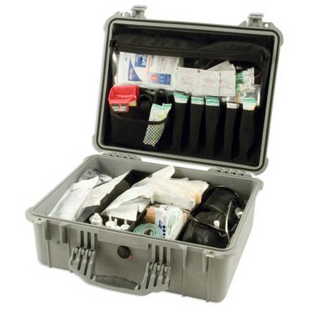 IV/Trauma Box with Large Lid Insert