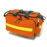 Soft Pack Trauma Kit, Large, 22in L x 14in W x 12in H, Orange, Scotchlite®