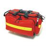 Soft Pack Trauma Kit, Large, 22in L x 14in W x 12in H, Red, Scotchlite®