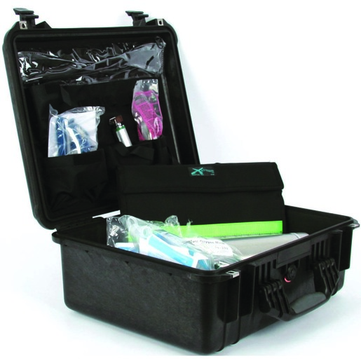 Oxygen Box Kit, Black