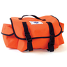 Medical Bag, 17in L x 9in W x 7in H, Orange, 600 Denier Imperial Nylon