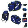 Oxygen/Airway Management Backpack, 23in L x 8in W x 14in D, Royal Blue