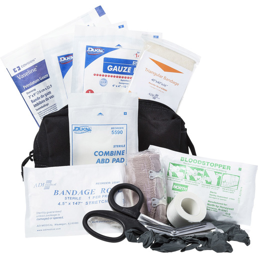 Curaplex® Self Care Basic Trauma Kits