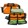 Ultra Breathsaver Oxygen and Trauma Bag, Orange