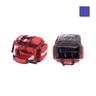 Professional Trauma Bag, 22in L x 12in W x 15in H, Blue, DuPont® Cordura®