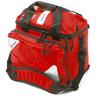 First-In Trauma Bag, 15in L x 11.5in W x 14.5in H, Red, DuPont® Cordura®