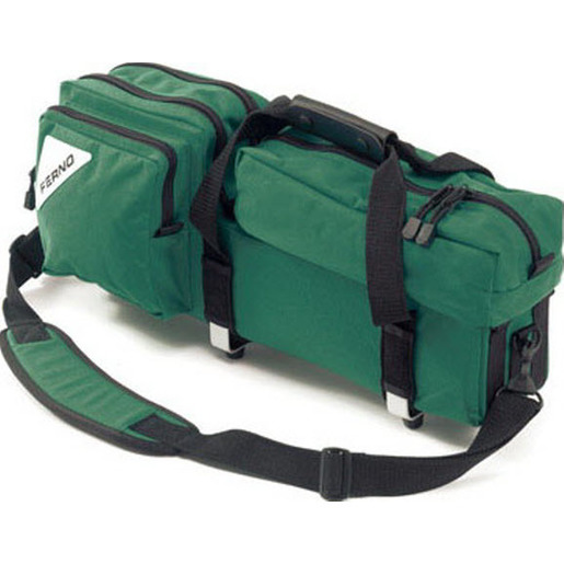 *Limited Quantity* Oxygen Carry Bag, 22in L x 6.25in W x 9in H, Green