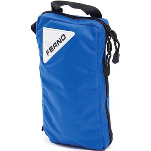 Intubation Ultra Mini-Bag, 11.5in L x 5.5in W x 2in H, Royal Blue