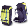 ALS Extreme Pack, 4200cu in, 30in x 12in x 10.5in, Yellowith Black, Cordura, Ballistic Nylon