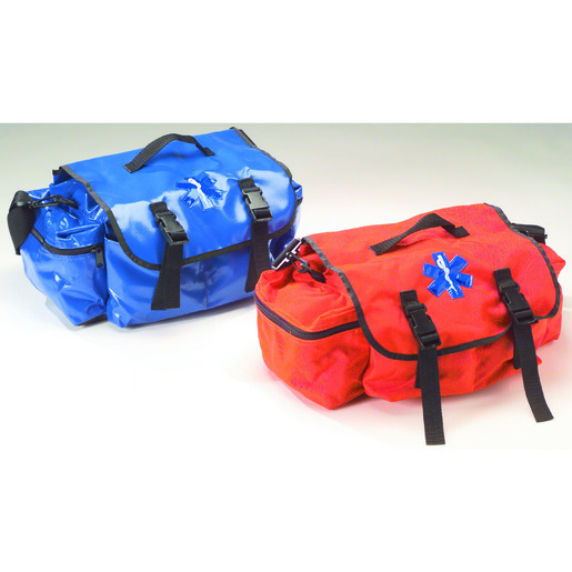 *Discontinued* Economy Responder Bag, Blue, Antibacterial Fabric