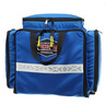 Emergency Responder EMT Pack, 11in x 12in x 5in, Blue, Pocketed