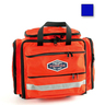 Aeromed Pack, 12in x 14in x 5in, Blue, Vinyl Pockets
