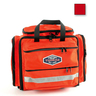 Aeromed Pack, 12in x 14in x 5in, Red, Vinyl Pockets