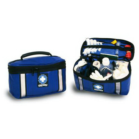 Responder I Medic Bag, 14.5in L x 8.5in H x 7in D, Royal Blue, SI-TEX Fabric