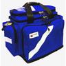 BLS Trauma Deployment System, 21in L x 11.5in W x 15in D, Royal Blue, 1000 Denier Cordura