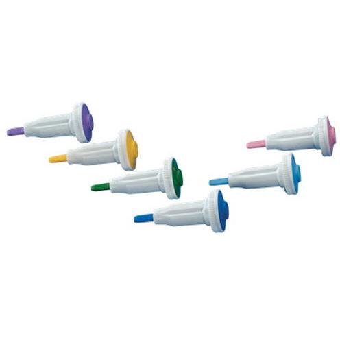 Saf-T-Lance™ Safety Lancet, Blue, 25ga x 1.8mm D