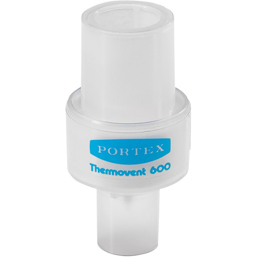 Portex® Thermovent 600 Heat and Moisture Exchanger, 100 - 600mL
