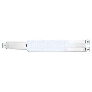 *Discontinued* Speedi-Print® Snugfit® 340 Baby and Mom Wrist Band, White