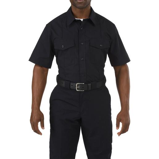 5.11 Men's Stryke PDU Class A Shirt, Midnight Navy
