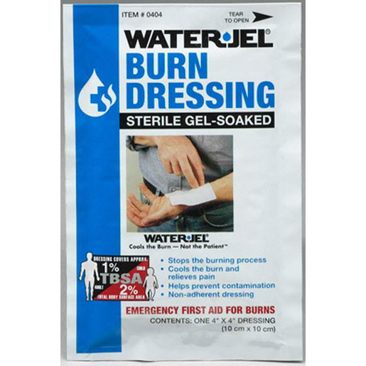Water-Jel Burn Dressings