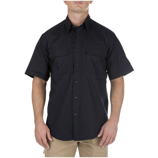 5.11 Men's Taclite Pro Shirts, Short Sleeve, Dark Navy