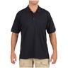 5.11® Men's Tactical® Jersey Short Sleeve Polo Shirt, Dark Navy, XL
