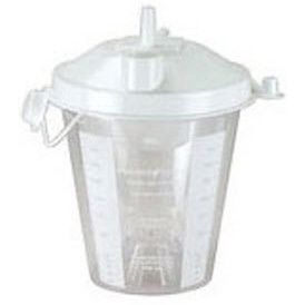 Self-Sealing Disposable Suction Canister, 800cc
