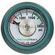 Gauge Guard, Green