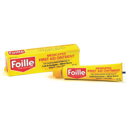 Blistex® Foille® 5/0.1% Medicated First Aid Ointment, 1oz