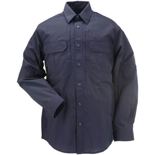 5.11 Men's Taclite Pro Shirts, Long Sleeve, Dark Navy