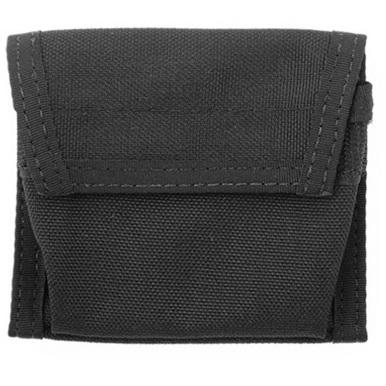 Glove Case, Small, 4in x 3in, Black