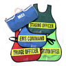 Triage/Mass Casualty Vest Kit with 4 Vests