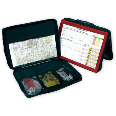 SMART Commander™ Replacement Internal Map or Plan Holder