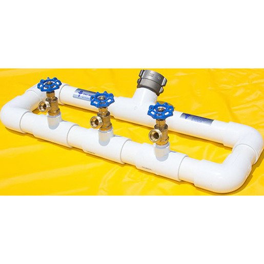 Decontamination Manifold System, 60 to 80psi