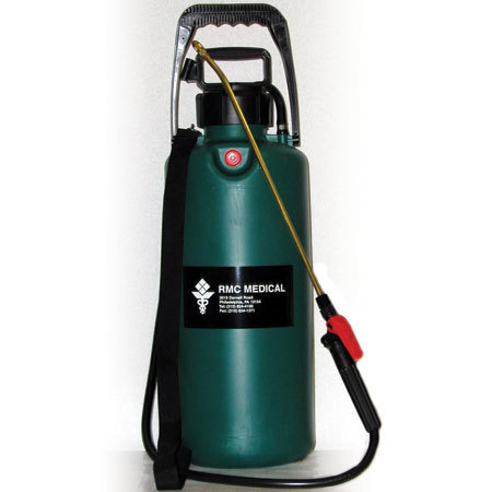*Limited Quantity* Decontamination Spray Canister