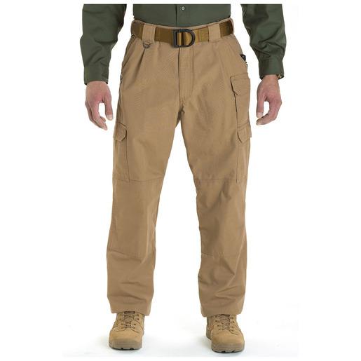 5.11 Men's Cotton Tactical Pants, Coyote