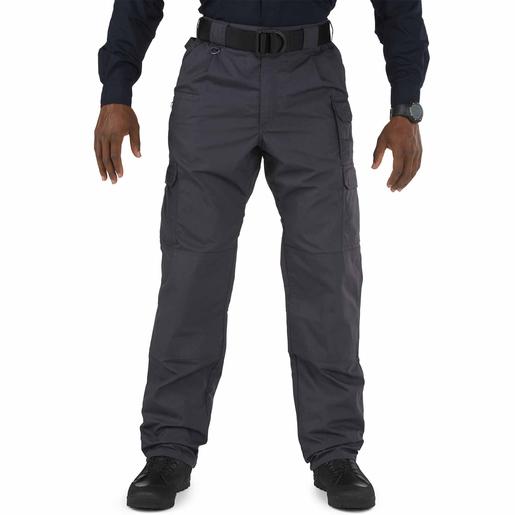 5.11 Men's Taclite Pro Pants, Unhemmed, Charcoal
