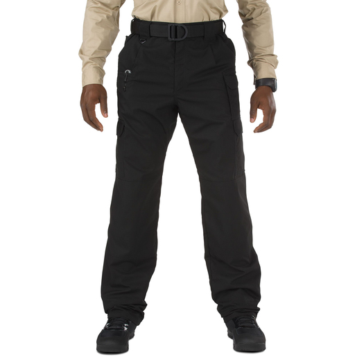 5.11 Men's Taclite Pro Pants, Unhemmed, Black