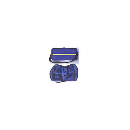 Curaplex® CPAP Pocketed Carry Bag, Royal Blue