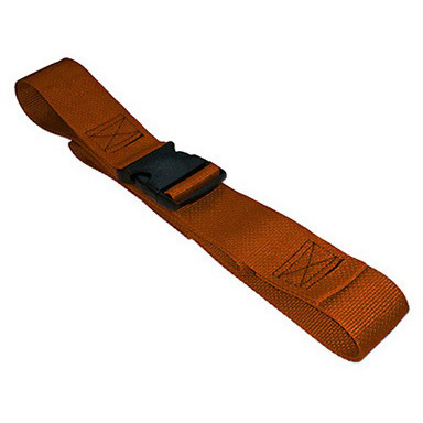 Straps, 9 Ft, 1 Piece, Side Release Buckles