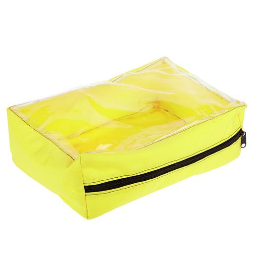 Curaplex® Clear Plastic Front Pouches