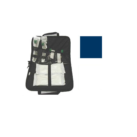 Curaplex® Intubation Case, Navy Blue